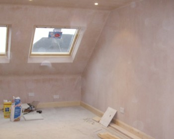 how to retrain as a plasterer